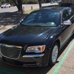 Car title loan on a Chrysler 300C