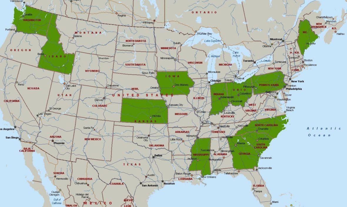 SBL states