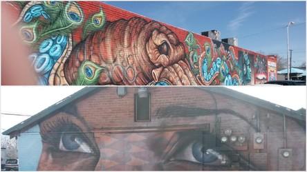 Reno Murals