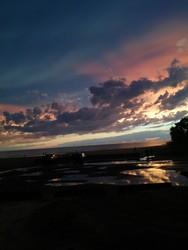 Manistee MI beach