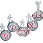Car title loan credit agency effect