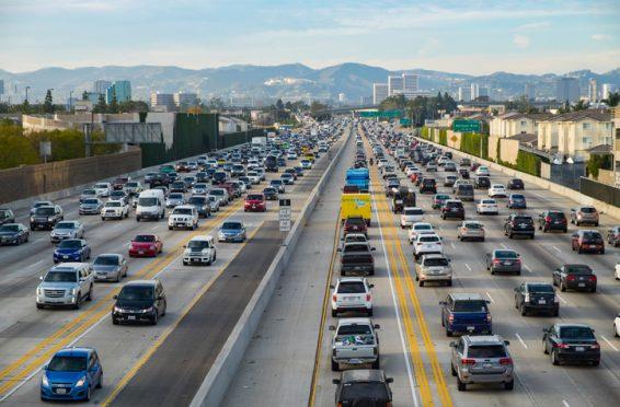 Traffic in LA