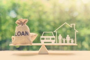 A title loan can help get you money for your family.